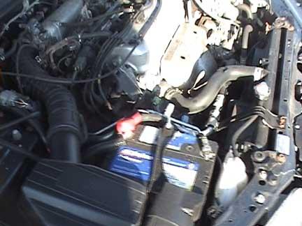 1997 honda accord engine