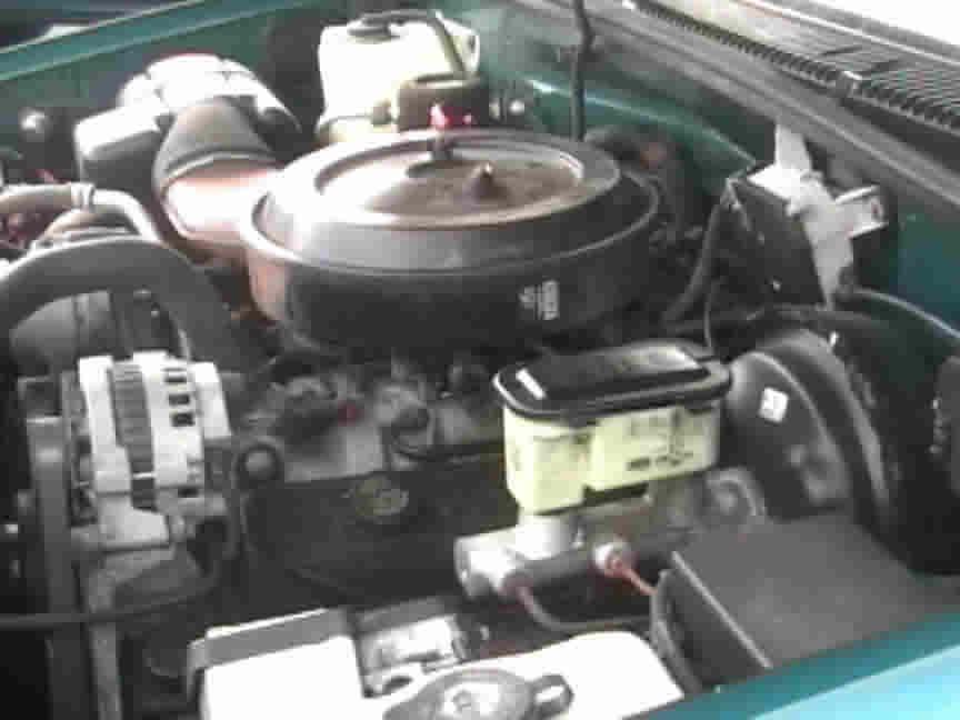 1995 chevy suburban 1500 engine